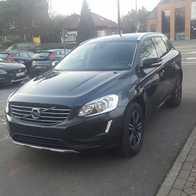 Volvo XC60 Dynamic Edition D4 AWD 163pk Geartronic